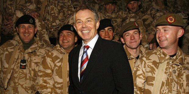 Geht es Tony Blair an den Kragen?