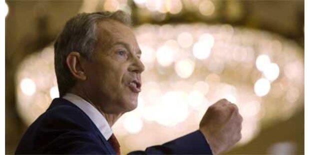 Blair kündigt neuen Nahost-Plan an