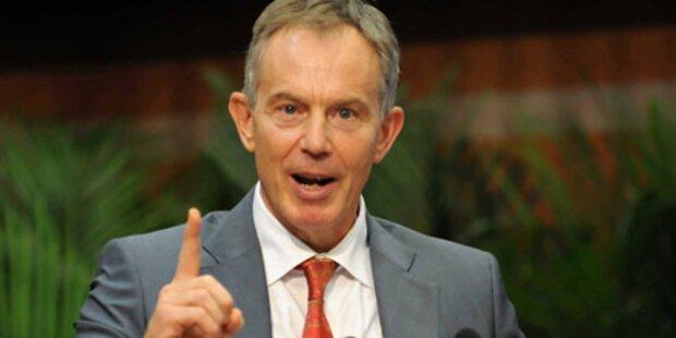Memoiren: Alkohol bereitete Blair Sorgen