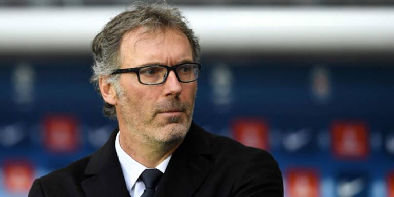 Blanc verlässt Paris Saint-Germain