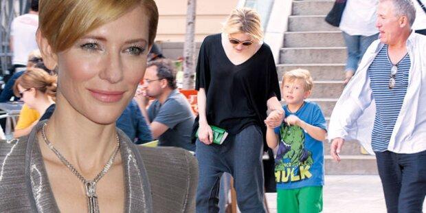 Blanchett: Ich bin ein Star & mach mich rar