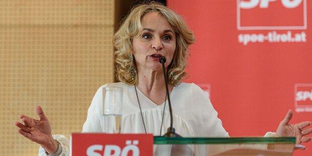 Kern will 2023 rote Landeshauptfrau in Tirol