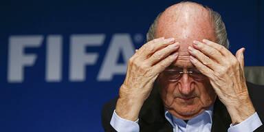 FIFA-Skandal: Ausreiseverbot für Blatter