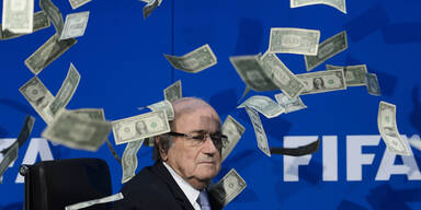 Ethik-Kommission suspendiert Blatter