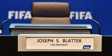Irre: FIFA schreibt über 350 Mio Verlust