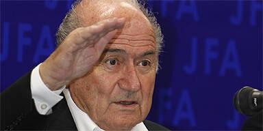 Neue Bestechungsvorwürfe gegen Blatter