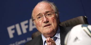 Stolpert FIFA-Boss über Rassismus-Sager?