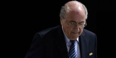 100-Mio-Deal: FBI hat Blatter im Visier