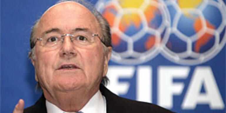 Blatter wünscht sich WM 2018 in Spanien
