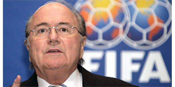 """ORF-""""Pressestunde"""" mit FIFA-Chef Blatter"""