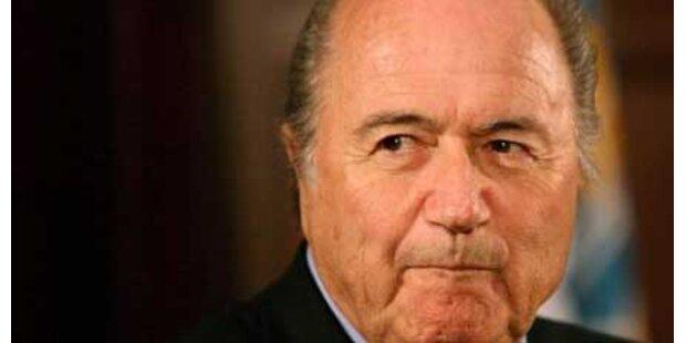 FIFA-Chef Blatter bald ohne Führerschein