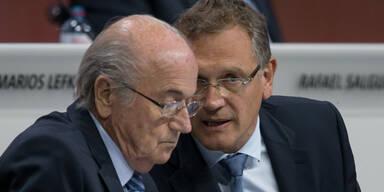 Blatter Valcke