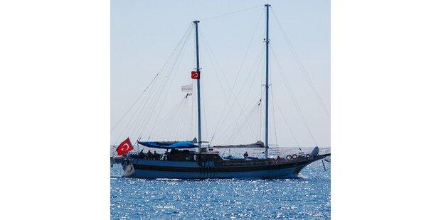 Blaue Reise in der Türkei boomt
