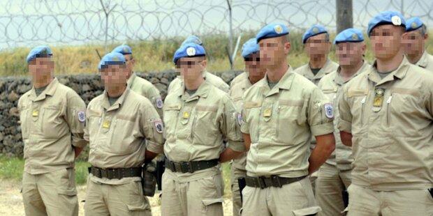 Tote am Golan: UNO schaltet sich ein