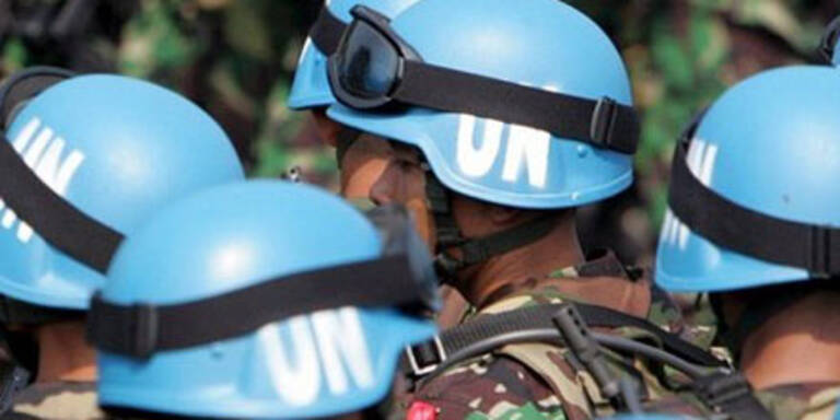 Italien reduziert seine Blauhelm-Truppe