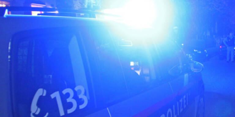 Polizei schnappt Alkolenker nach Unfall