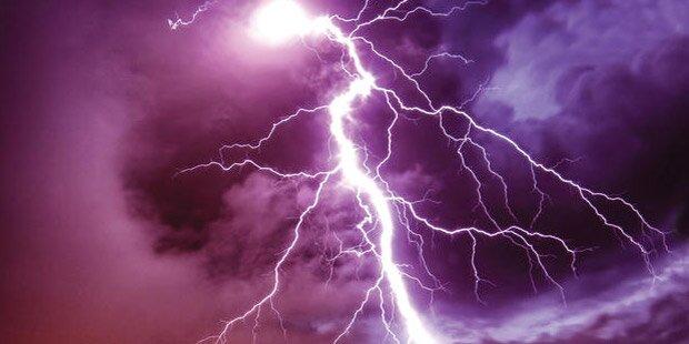 Bergsteiger von Blitz getroffen – tot
