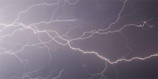 7 Kinder bei Blitzschlag getötet