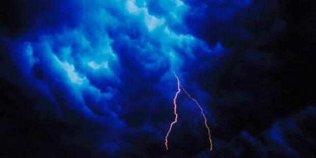 Unwetter werden immer extremer