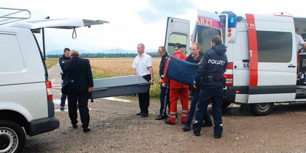 Drei Tote durch Unwetter in Österreich