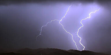 Wanderer vom Blitz getroffen: 2 Tote