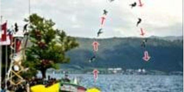 Blob Jump: Weltrekord im Luftkissenspringen