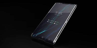Erstes Blockchain-Smartphone kommt