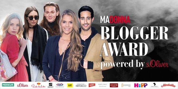 Anzeige Blogger Award