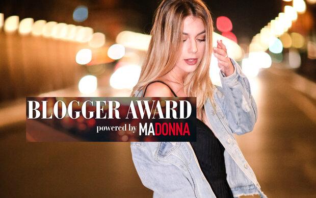 MADONNA Blogger Award 2018