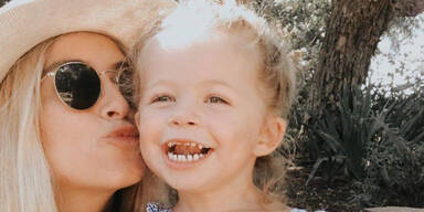 Stevie (†3) starb an Hirntumor: Bloggerin trauert um Tochter