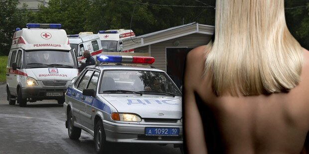 Unbekannte Blondine kastriert TV-Star