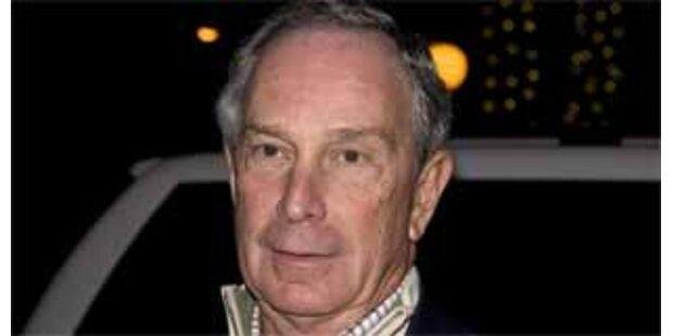Kandidiert Bloomberg doch fürs Weiße Haus?