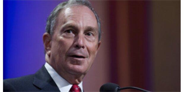 Bloomberg strebt dritte Amtszeit an