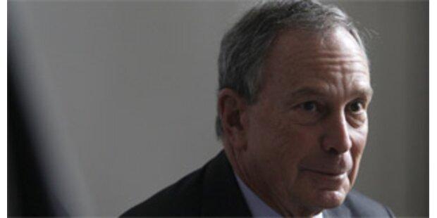 Bloomberg bleibt wegen Finanzkrise länger im Amt