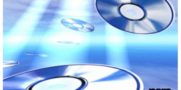 Dreilagige HD-DVDs mit 51 GB Speicher