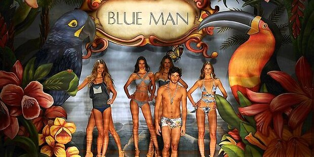 Bikini Show in Rio von Blueman