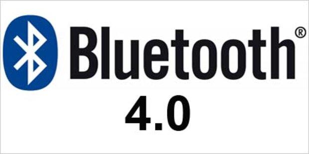Alle Details zu Bluetooth 4.0