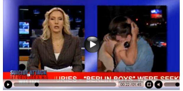 Angeblicher Anschlag - Medien reingelegt