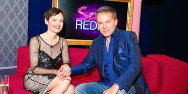 Nina Blum Sex-Talk mit Alfons Haider