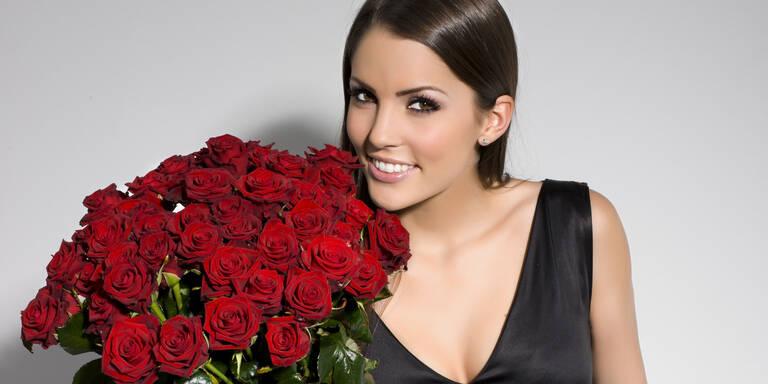 Die richtige Blume zum Valentinstag