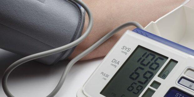 Haben Sie ein Blutdruckmessgerät?