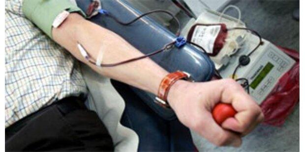 Schwule Blutspenden