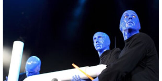 Blue Man Group: Die Show des Jahres
