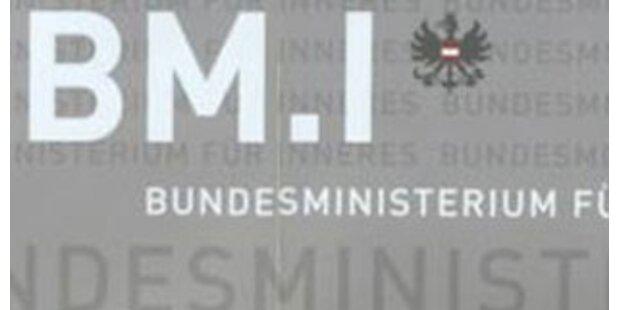 Der Streit um das Innenministerium