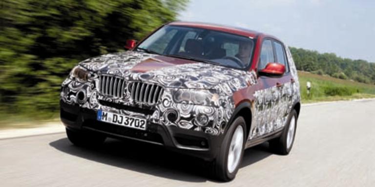 So gut wird die Neuauflage des BMW X3