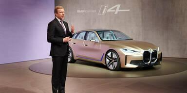 BMW-Chef warnt vor Verbot von Diesel & Benzinern