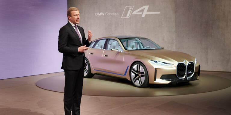 BMW erhöht jetzt seine Elektroauto-Schlagzahl