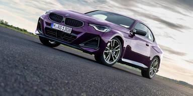Neues 2er Coupé setzt auf alte BMW-Tugenden