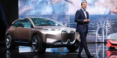 BMW setzt trotz E-Boom nicht alles auf eine Karte