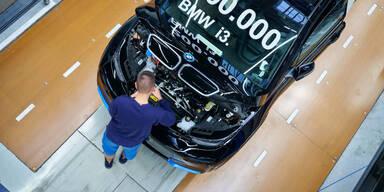 Neue BMW-Plattform mit Fokus auf Elektroautos